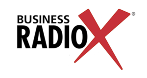 BusinessRadioX LOGOMain