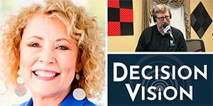 Decision Vision Podcast Episode 46 | Does My Corporate Culture Need More Humor? | Karyn Buxman | Brady Ware